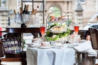 Afternoon Tea at The Rubens at the Palace Hotel in London