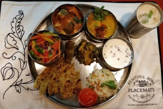 Learn the Punjabi cuisine : Cook and Dine with a Local in Indore