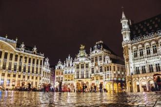 Winter Wonderland: Christmas in Brussels