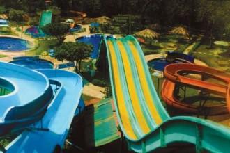 Splashdown Water Park in Goa