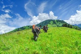 Seven Lakes Trek, Arunachal