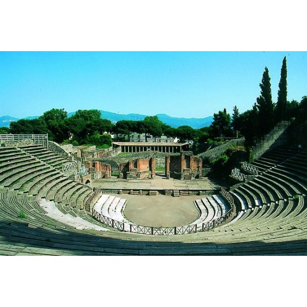 Private Full-Day Tour to Pompeii and Mt. Vesuvius from Sorrento-1