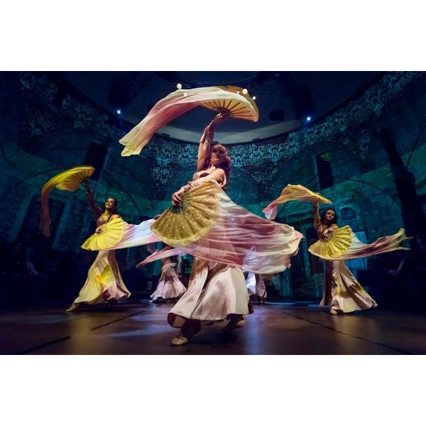 Skip the Line: Rhythm of the Dance Show at Hodjapasha In Istanbul Ticket-1
