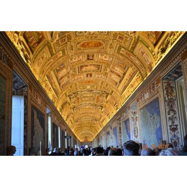 Sistine Chapel Raphael Rooms Private Tour-1