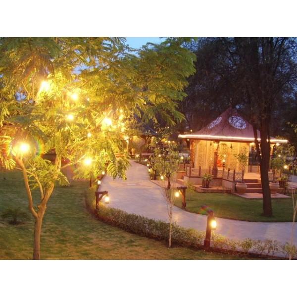 Half Day Samode + Evening Enjoy Chokhi Dhani in Jaipur-1