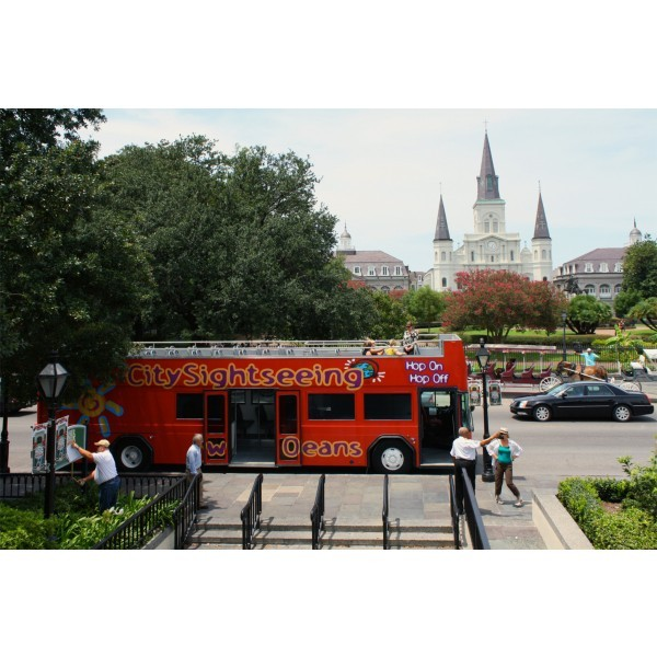 New Orleans City Sightseeing -1