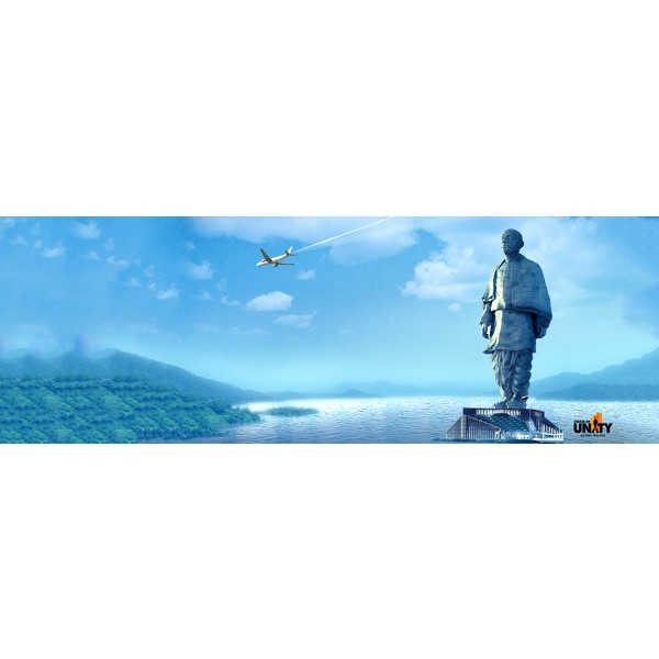 STATUE OF UNITY - The World's Tallest Statue-1